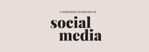 What You Need To Know About Millennials And Social Media