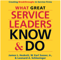 What Great Service Leaders Know & Do (Audio)
